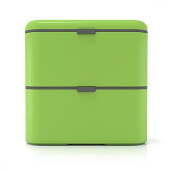 фотография Ланч-бокс mb square зеленый   - 2300 р.