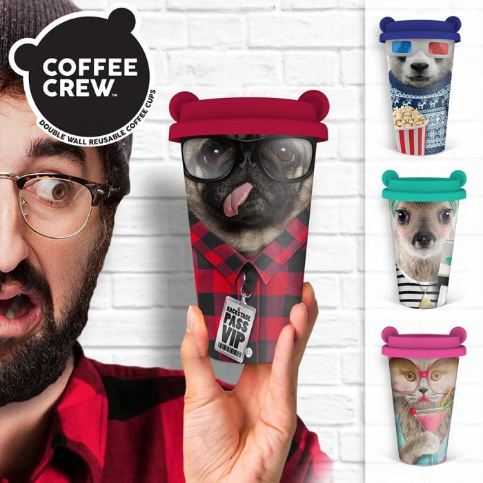 фотография Стакан для кофе cat  - 1100 р.