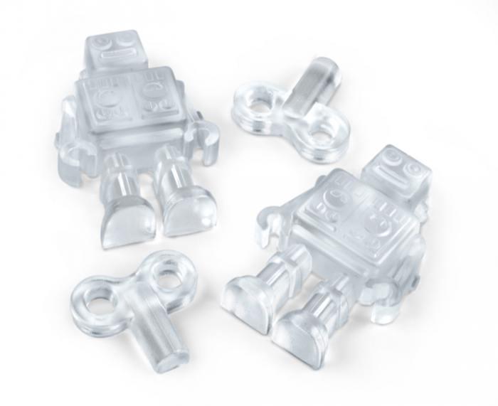 фотография Форма для льда Chill bots  - 369 р.