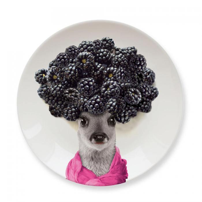 фотография Обеденная тарелка Baby Deer  - 890 р.
