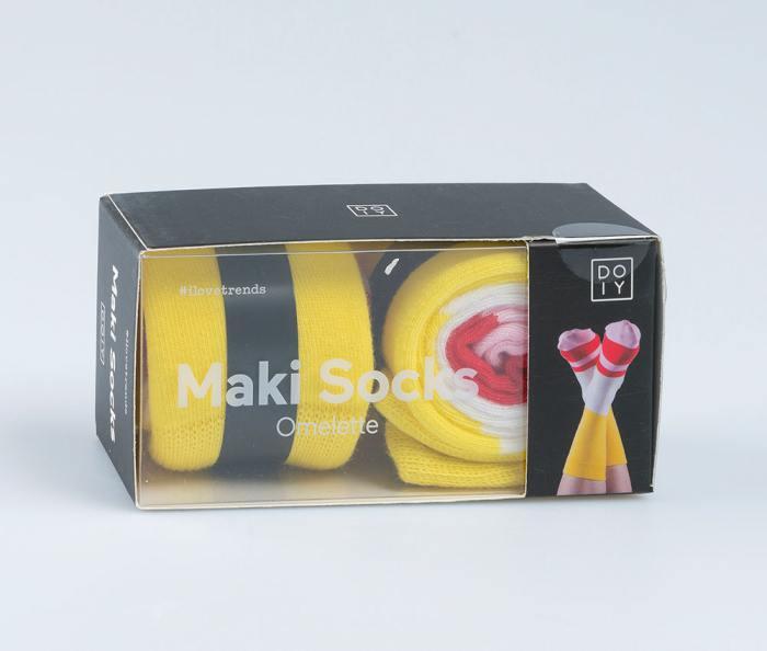 фотография Носки maki omelette  - 750 р.