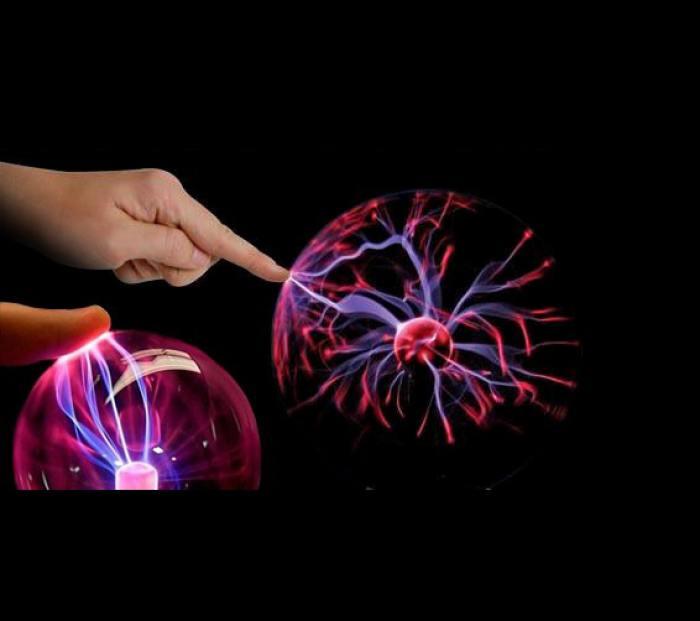 фотография Электрический плазменный шар 10 см  - 1200 р.