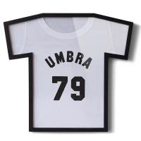 фото Рамка для футболки t-frame черная