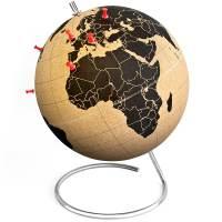 фото Пробковый глобус для путешественников