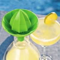 фотография Соковыжималка sombrero желтая  - 420 р.