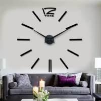 фото Настенные часы Time Classic черные
