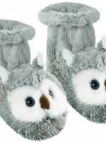 фото Тапочки-носочки fun for feet  snowy owl fun