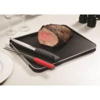фотография Набор для разделывания мяса из доски и ножей  - 4250 р.