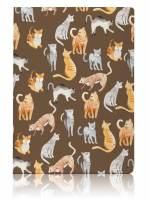 фото Обложка для паспорта Miusli Cat Pattern