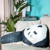 фото Подушка-Обнимашка Панда