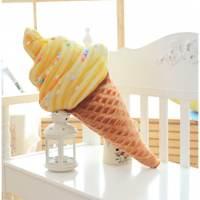 фото 3D подушка Ice Cream лимонная