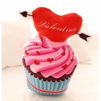 фото Подушка Cup Cake Valentine