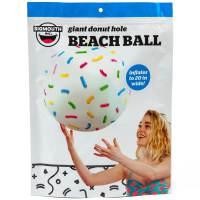 фото Мяч надувной donut hole 46 см