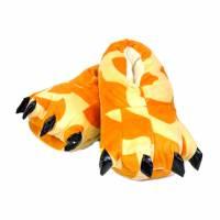 фото Тапочки для кигуруми жираф
