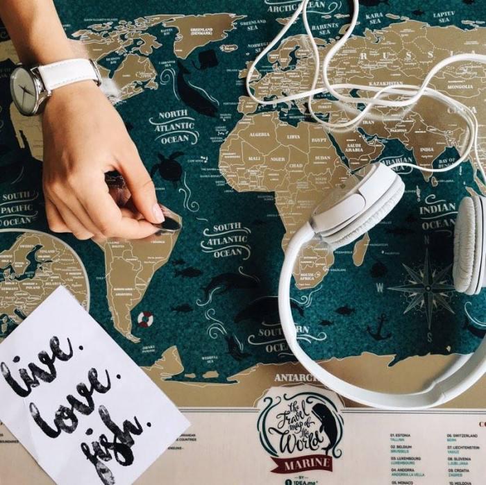 этой картинка карт путешествия посещайте рестораны