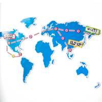 фото Карта магнитная my trip