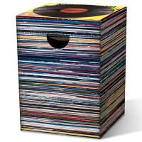 фото Табурет картонный сборный music express