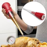 фото Мультиинструмент для запекания с термометром thermobaste