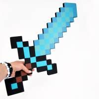 фото Алмазный меч Minecraft
