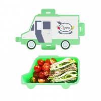 фото Ланч-бокс Food truck Organic