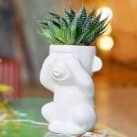 фото Горшок для растений Eco слепыш