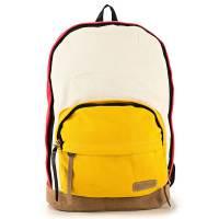 фото Городской рюкзак RYW (красно-желтый)