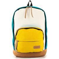 фото Городской рюкзак RYW (голубой - желтый)