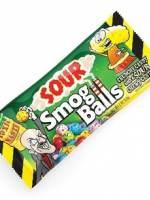 фото Драже с кислым центром Toxic Waste «Smog Balls»