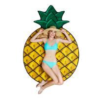 фото Покрывало пляжное pineapple