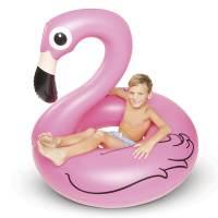 фото Круг надувной pink flamingo