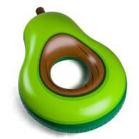 фото Надувной круг «Авокадо»