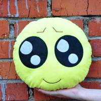 фото Подушка Emoji «Nyan Emoji» 27 см