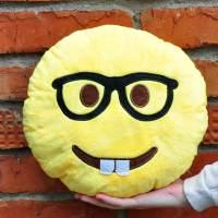 фото Подушка Emoji «Fonk» 27 см