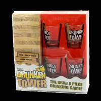 фото Пьяная башня Drunken Jenga