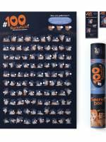 фото Скретч-плакат 100 Дел Kamasutra Edition