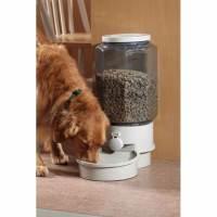фото Большая автоматическая кормушка для домашних животных