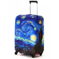 фото Чехол для чемодана Звездная ночь