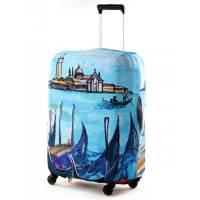 фото Чехол для чемодана Венеция