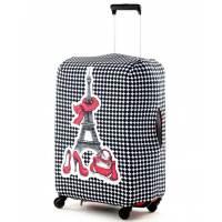 фото Чехол для чемодана Помпиду