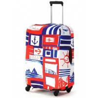 фото Чехол для чемодана Порто-Франко