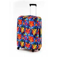 фото Чехол для чемодана экстрапрочный Мозаика