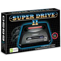 фото Sega Super Drive 2 (62-in-1) Black