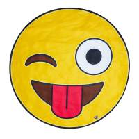 фото Покрывало пляжное Emoji