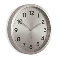 фото Настенные часы Anytime никель