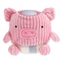 фото Плюшевая игрушка-ночник Me Too Поросёнок