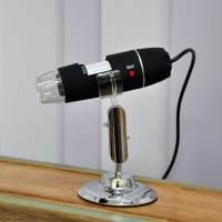 фото Цифровой USB-микроскоп (digital microscope) 25х-200x