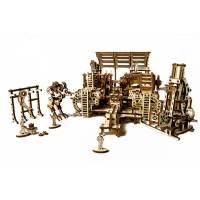 фото 3D-пазл UGEARS Фабрика роботов