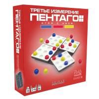 фото Настольная игра «Пентаго Третье Измерение»