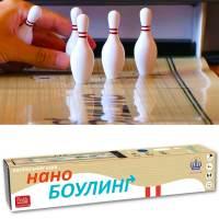 фото Настольная игра «Нано-Боулинг»