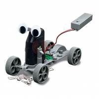 фото Управляемый робот кладоискатель